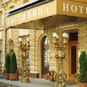 Гостиницы Удельной