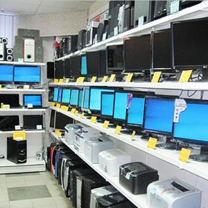 Компьютерные магазины Удельной