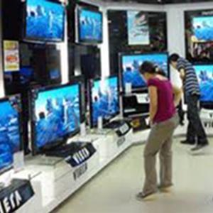 Магазины электроники Удельной