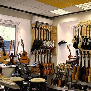 Музыкальные магазины Удельной