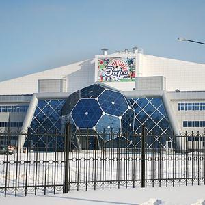 Спортивные комплексы Удельной