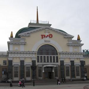 Железнодорожные вокзалы Удельной